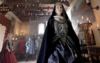 Excelente acogida de la prensa para Marie Tudor en El Ministerio del Tiempo