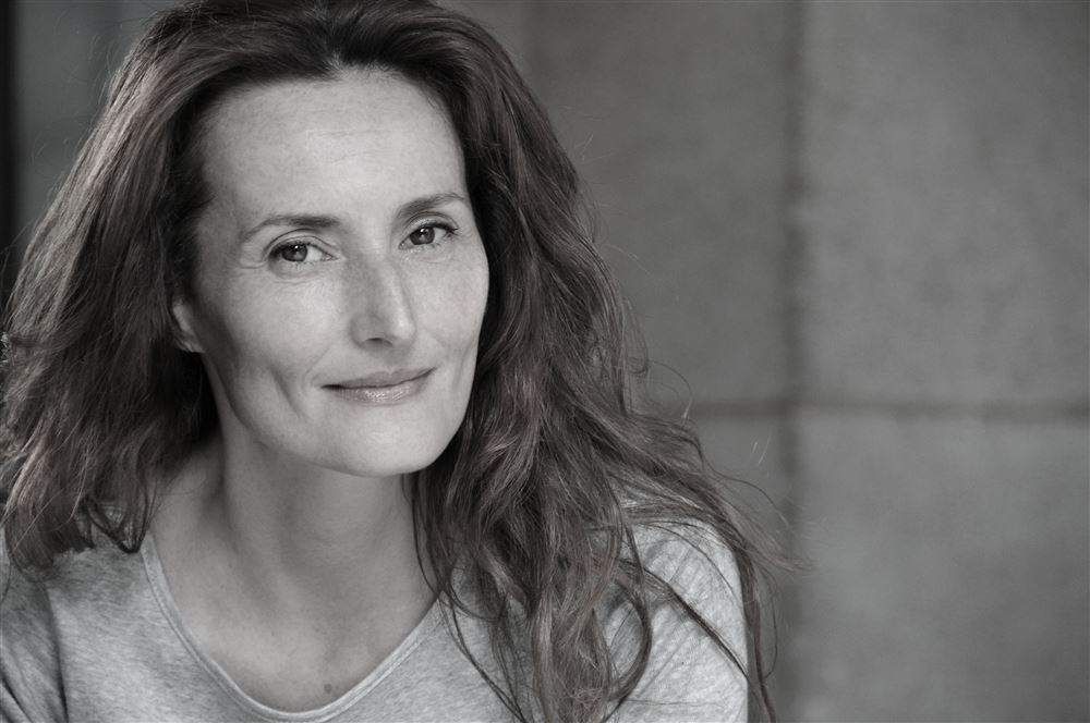 Rachel Lascar by Anna Zaragoza